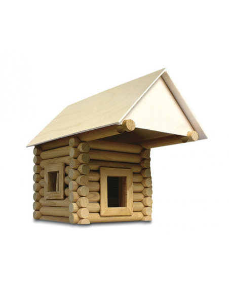 Domek z bali – WALACHIA Vario 72