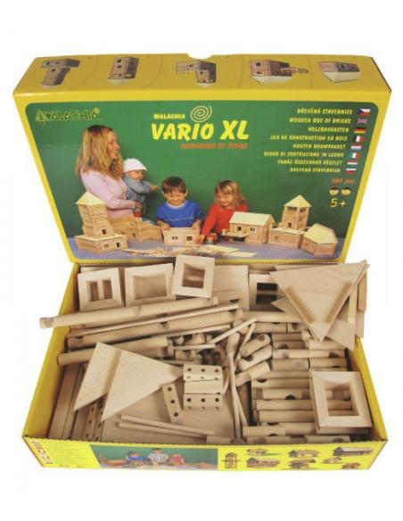 Zestaw Vario XL - 184 elementów