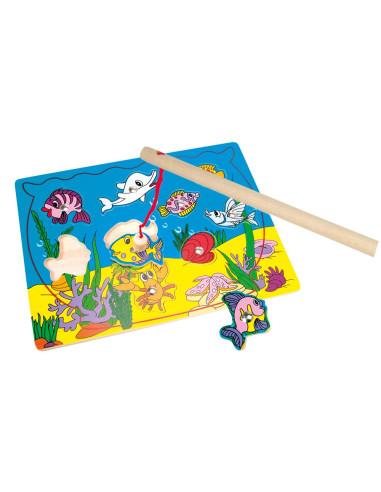 Puzzle – magnetyczne akwarium