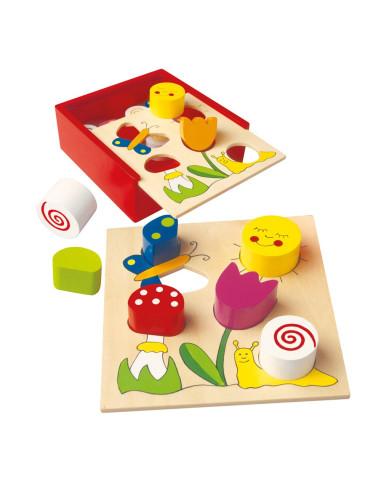 Moje pierwsze puzzle – Bella Florina