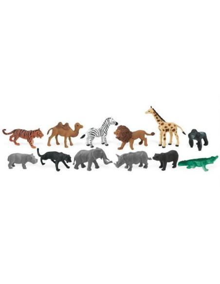 Zwierzęta z dżungli