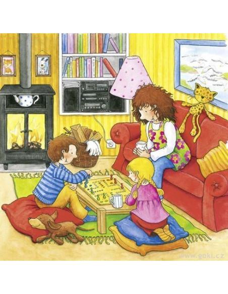 Puzzle - Mój Dzień