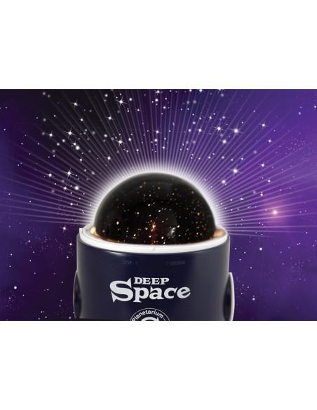 Planetarium i projektor
