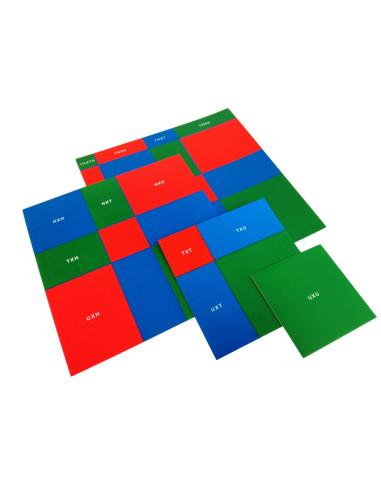 Wzory do tablicy algebraicznej