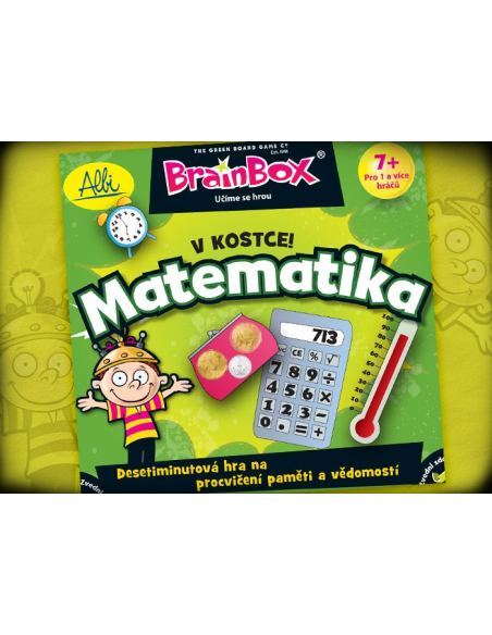 Brain Box Matematyka