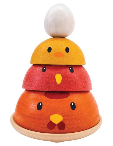 Wieża do układania – Kurczaki