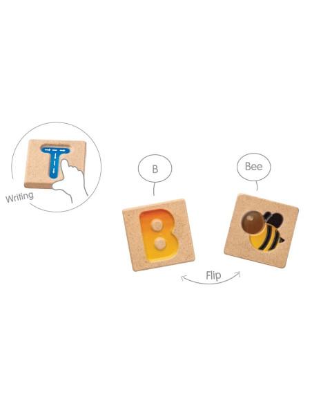 Alfabet A-Z (AJ)