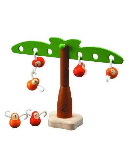 Nauka równowagi - Balansujące małpki