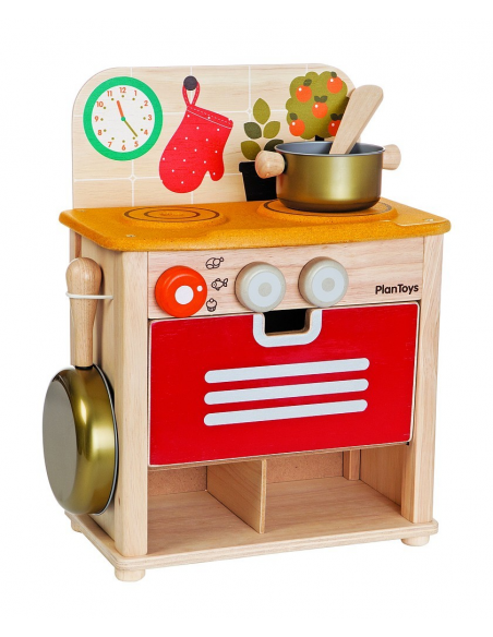 Kuchnia – zestaw drewniany