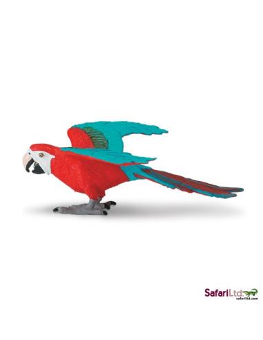 Ara zielonoskrzydła