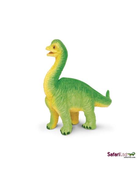 Młode brachiozaura