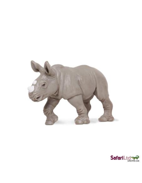 Młode nosorożca białego