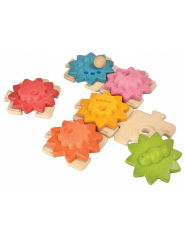Puzzle koła zębate standard