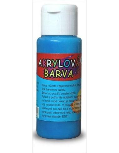 Farba akrylowa 60 ml – ciemnoniebieska
