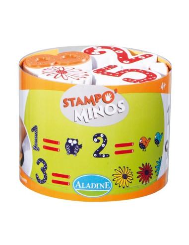 StampoMinos - Cyferki
