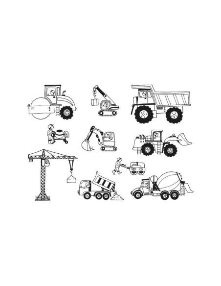 StampoMinos - Budowanie