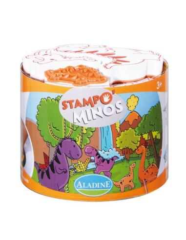 Pieczątki StampoMinos - Dinozaury