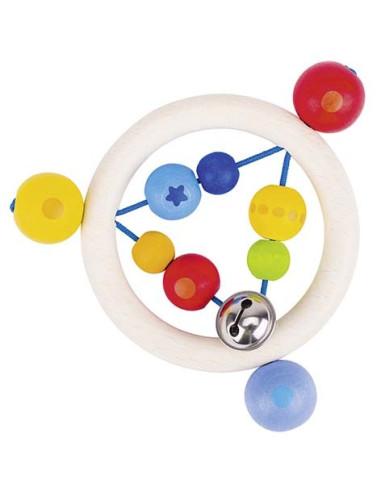 Pierścień z dzwoneczkiem – zabawka