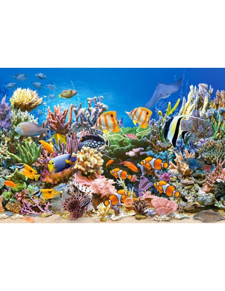 PUZZLE - Rafa koralowa - 260 El.