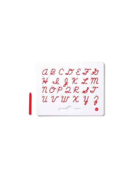 Tablica magnetyczna - Duże litery, pisanie