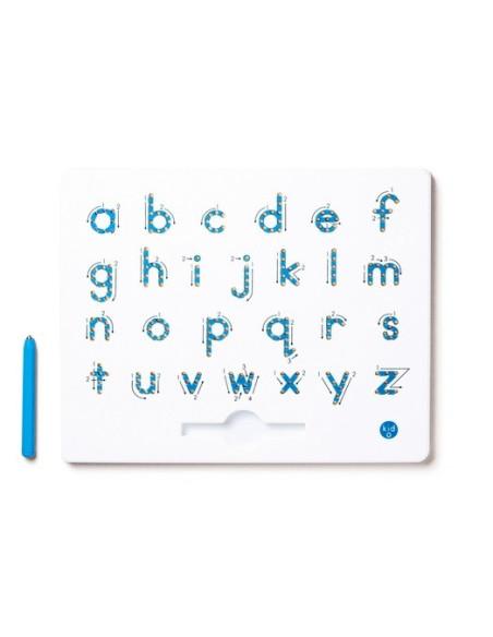 Tablica magnetyczna - Małe litery, drukowanie