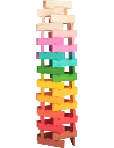 Klocki drewniane Konstrukcja