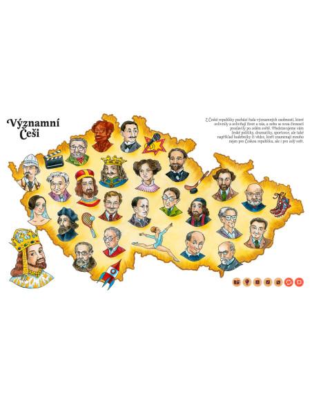 Czechy - Magiczne czytanie