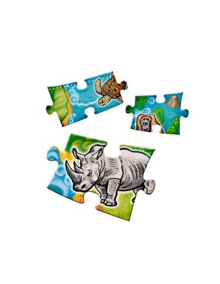 Animal planet - Magiczne czytanie