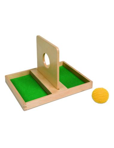 Nienhuis - Pudełko z piłeczką
