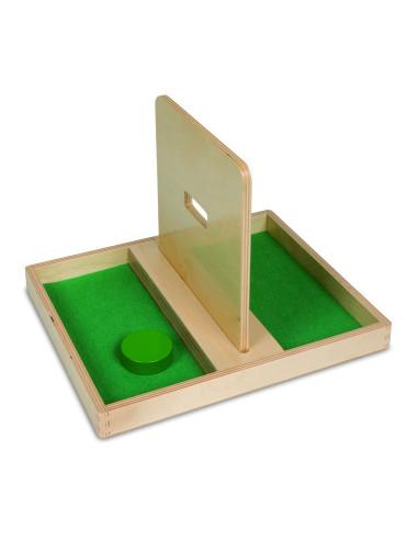 Nienhuis - Pudełko z krążkiem