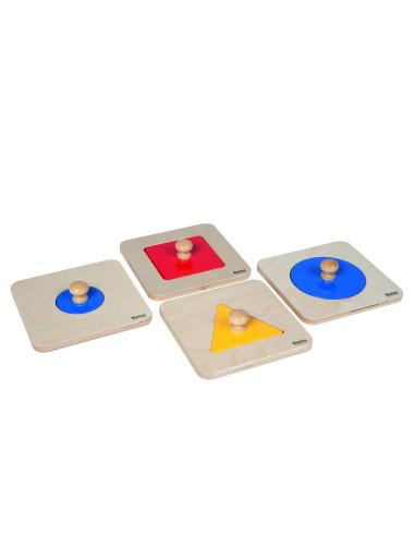 Nienhuis - Zestaw puzzli pojedynczych