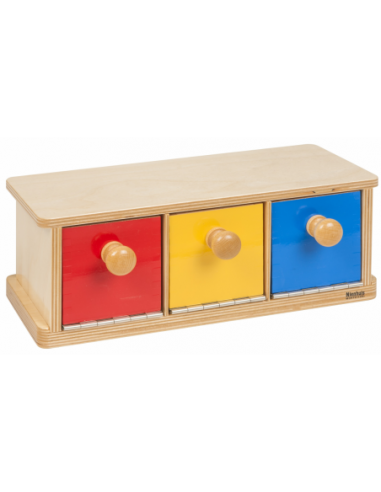 Nienhuis - Pudełko z szufladkami