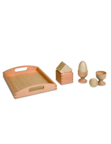 Nienhuis - Sześcian, jajo i kula