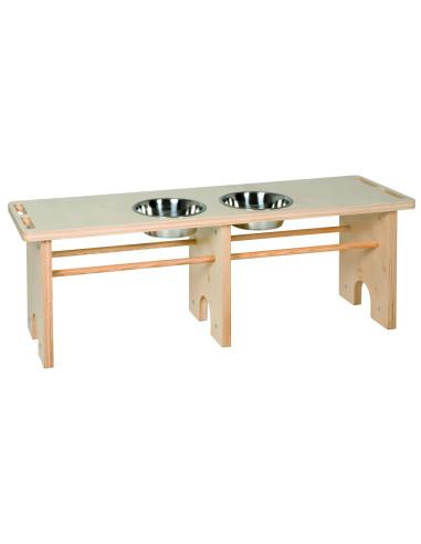 Nienhuis - Stół do mycia naczyń