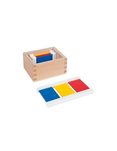 Nienhuis - Kolorowe tabliczki - 1
