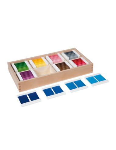 Nienhuis - Kolorowe tabliczki - 4, 32 pary