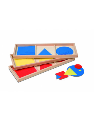 Nienhuis - Koła, kwadraty, trójkąty
