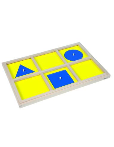 Nienhuis - Otwarcie komoda geometria ramy