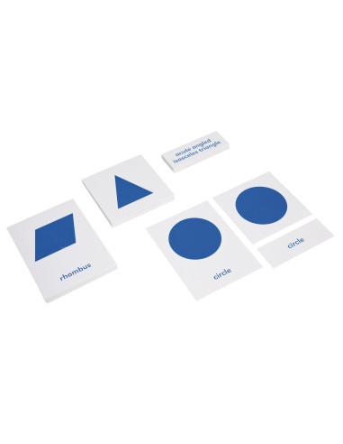 Nienhuis - Geometryczne Gabinet - Karty Nomenklatura