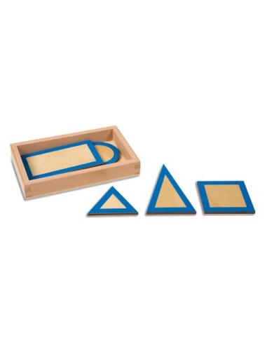 Nienhuis - Geometryczne figur płaskich z pudełkiem