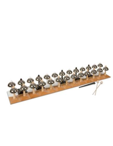 Nienhuis - Zestaw dzwonków chromatycznych