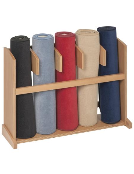 Nienhuis - Stojak na 5 dywaników