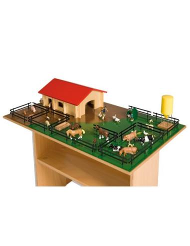 Nienhuis - Farma (bez stolika)