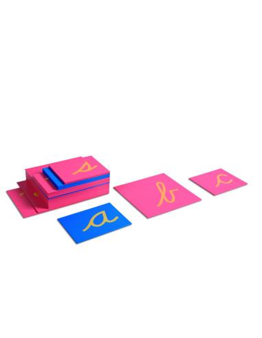 Nienhuis - Szorstkie litery, małe pisane