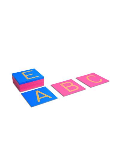 Nienhuis - Szorstkie litery drukowane - wielkie