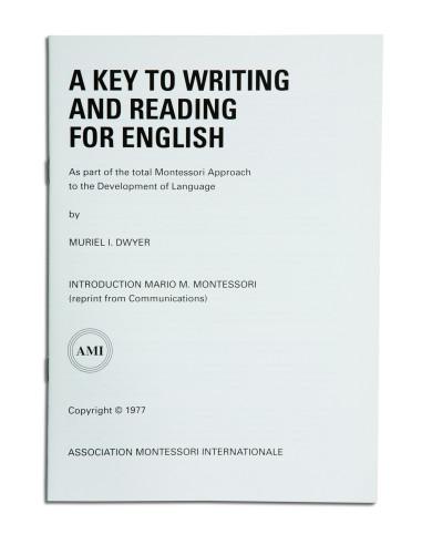 Nienhuis - Kluczem do pisania i czytania