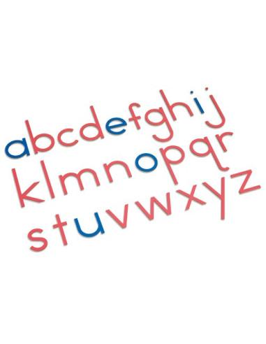 Nienhuis - Mały drewniany ruchomy alfabet