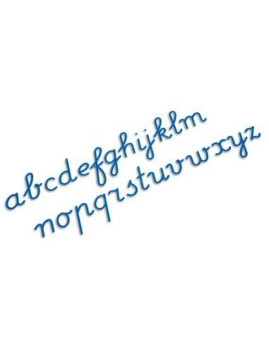 Nienhuis - Średni ruchomy alfabet