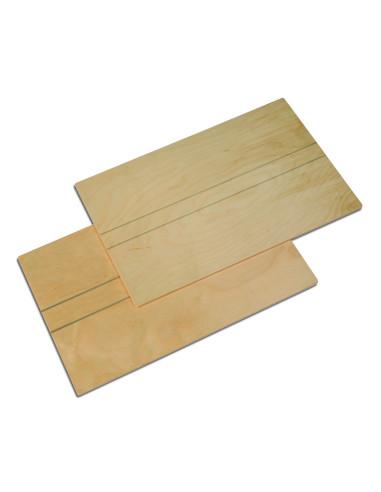 Nienhuis - Tablice z liniaturą, 2 szt