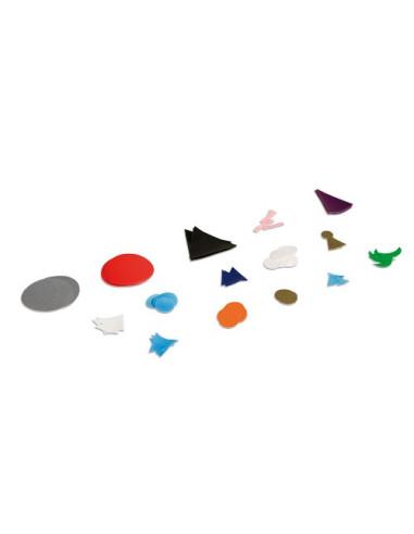 Nienhuis - zapasowy zestaw z papierowymi symbolami gramatycznymi